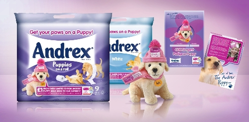 CASE STUDY: Andrex® CLIC Sargent