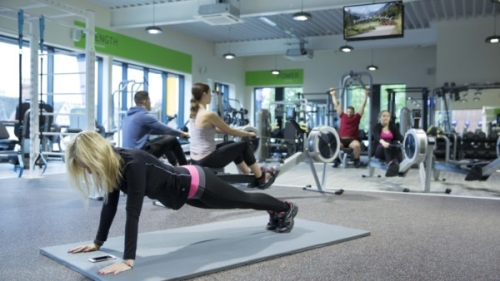 Gym TV Advertising: Reach an Elusive, on the go Audience