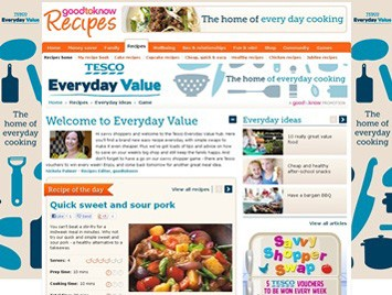 CASE STUDY: Tesco Rebrand and Relaunch across 7 Time Inc brands