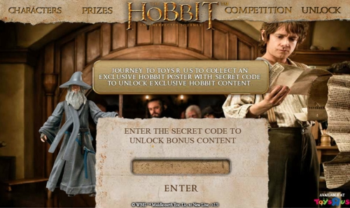 CASE STUDY: Uniting with Warner Bros to promote The Hobbit toys