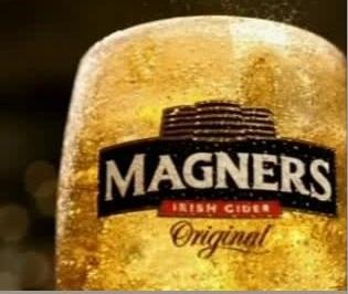 CASE STUDY: Magners launches with TV