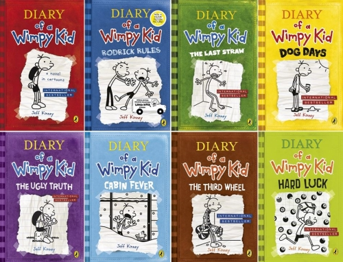 Partnership opportunity with the phenomenal Diary of a Wimpy Kid