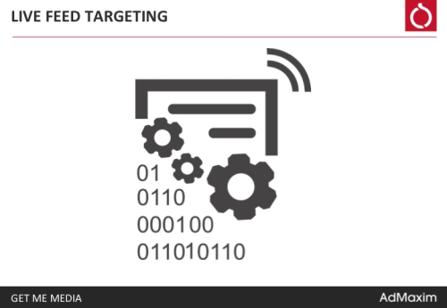 Live Feed Targeting