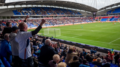 Crowd-Facing Digital Engagement At English Football Venues