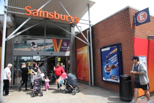 Reach consumers when they are ready to spend at Sainsbury's