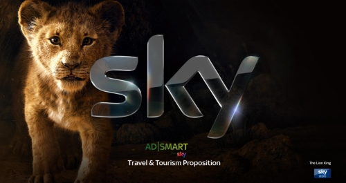 Advertise on AdSmart from Sky to Reach the Travel & Tourism Demo