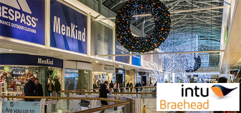 Advertise in intu Braehead, Scotland