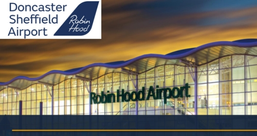 Advertise at Doncaster Sheffield Airport Robin Hood