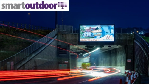 Advertise Your Brand in Newcastle on the Tyne Tunnel