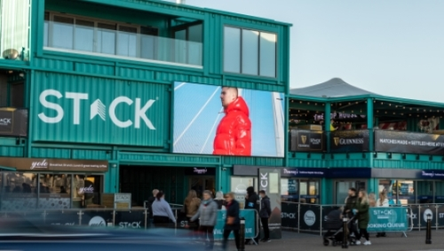 Advertise Your Brand at Retail & Leisure Sites in the North East