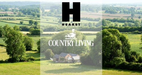 Advertising opportunities in Country Living Magazine