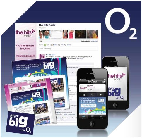 CASE STUDY: O2 encourage and inspire young people to Think Big